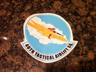 40 TAS Repositional Decal